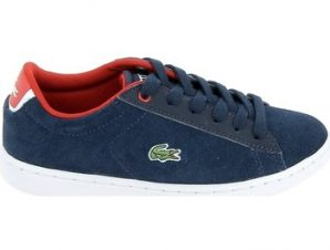 Xαμηλά Sneakers Lacoste Carnaby Evo C Marine [COMPOSITION_COMPLETE]