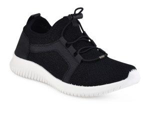 Μαύρο παιδικό sneaker 66-76