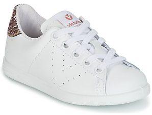Xαμηλά Sneakers Victoria DEPORTIVO BASKET PIEL KID ΣΤΕΛΕΧΟΣ: Δέρμα & ΕΠΕΝΔΥΣΗ: Ύφασμα & ΕΣ. ΣΟΛΑ: Ύφασμα & ΕΞ. ΣΟΛΑ: Συνθετικό