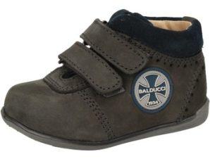 Ψηλά Sneakers Balducci sneakers blu pelle scamosciata AD590