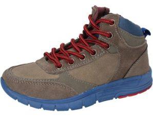 Ψηλά Sneakers Blaike sneakers grigio camoscio pelle AD694
