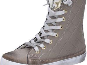 Ψηλά Sneakers 2 Stars sneakers beige tessuto camoscio AD888
