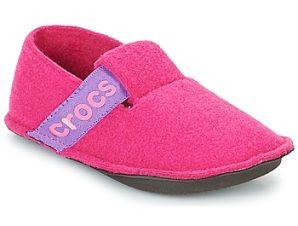 Παντόφλες Crocs CLASSIC SLIPPER K ΣΤΕΛΕΧΟΣ: Συνθετικό & ΕΠΕΝΔΥΣΗ: & ΕΣ. ΣΟΛΑ: & ΕΞ. ΣΟΛΑ: Συνθετικό