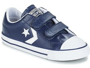Xαμηλά Sneakers Converse STAR PLAYER EV V OX ΣΤΕΛΕΧΟΣ: Δέρμα & ΕΠΕΝΔΥΣΗ: Ύφασμα & ΕΣ. ΣΟΛΑ: Ύφασμα & ΕΞ. ΣΟΛΑ: Καουτσούκ