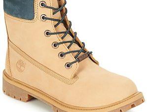 Μπότες Timberland 6 In Premium WP Boot ΣΤΕΛΕΧΟΣ: Δέρμα & ΕΣ. ΣΟΛΑ: Συνθετικό & ΕΞ. ΣΟΛΑ: Καουτσούκ