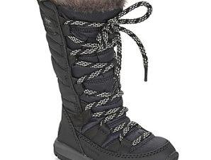 Μπότες για σκι Sorel CHILDREN'S WHITNEY LACE ΣΤΕΛΕΧΟΣ: Συνθετικό και ύφασμα & ΕΠΕΝΔΥΣΗ: Συνθετικό ύφασμα & ΕΣ. ΣΟΛΑ: Συνθετικό & ΕΞ. ΣΟΛΑ: Καουτσούκ