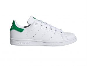 """Adidas παιδικά sneakers """"Stan Smith"""" – FX7519 – Λευκό"""