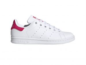 """Adidas παιδικά sneakers """"Stan Smith"""" – FX7522 – Λευκό"""