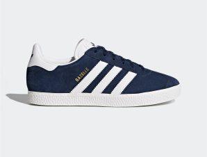 "Adidas παιδικά αθλητικά παπούτσια ""Gazelle"" – BY9144 – Μπλε Σκούρο"