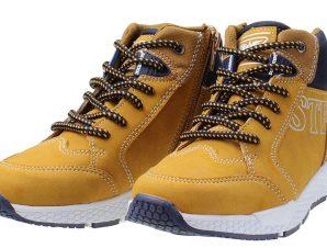 DOCKSTEPS Cortina1 Κίτρινο