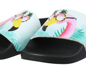 THE WHITE BRAND Flamingo Multi K-016