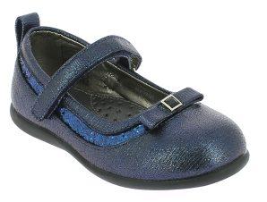 IQKIDS Κοριτσίστικη Μπαλαρίνα LIMONA-110 Μπλε – Μπλε – LIMONA-110 BLUE-blue-22/4/10/71