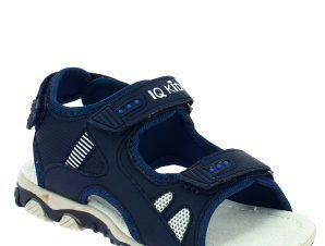 IQKIDS Αγορίστικο Πέδιλο MAXIMO-130 Μπλε – Μπλε – MAXIMO-130 BLUE-IQKIDS-blue-32/4/10/64