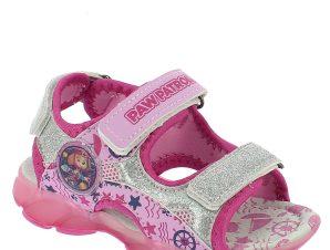 PAW PATROL Κοριτσίστικο Πέδιλο S21757 Ροζ – Ροζ – S21757 ROSA-PAW PATROL-pink-23/4/12/72