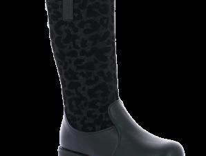 IQKIDS Κοριτσίστικη μπότα DIANA-135 Μαύρο – Μαύρο – DIANA-135 BLACK-IQKIDS-black-31/4/1/63