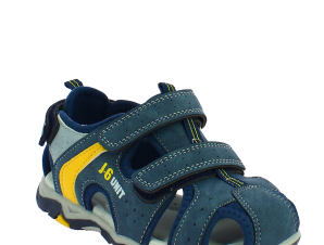 IQKIDS Αγορίστικο Πέδιλο PORTER-140 Μπλε – Μπλε – PORTER-140 NAVY-IQKIDS-blue-29/4/10/61