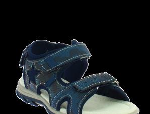 IQKIDS Αγορίστικο Πέδιλο POWER-140 Μπλε – Μπλε – POWER-140 NAVY-IQKIDS-blue-29/4/10/61