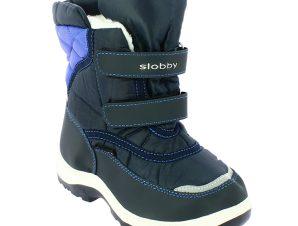 SLOBBY Αγορίστικη Γαλότσα 161-2011-T1 Μπλέ – Μπλε – 161-2011-T1 BLUE-IQKIDS-blue-25/4/10/74