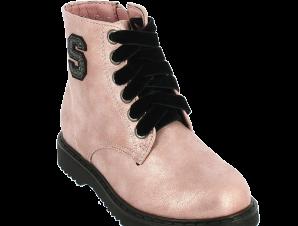 IQKIDS Κοριτσίστικο Μποτάκι TAYLOR-145 Ροζ – Ροζ – TAYLOR-145 PINK-pink-25/4/12/74