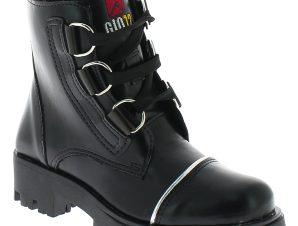 GIO72 Κοριτσίστικο Μποτάκι GG6113F6I.A 31-38 Μαύρο – Μαύρο – GG6113F6I.Ablack-black-31/4/1/63