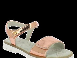 IQKIDS KORNELIA-150 Μπρονζέ Πέδιλο Για Κορίτσια Με Μαλακό Πάτο – bronze – KORNELIA-150BRONZE-bronze-31/4/210/63