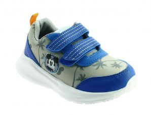 MICKEY 142.4726 Μπλέ Αγορίστικο Αθλητικό Με Αυτοκόλλητο – Μπλε – MICKEY 142.4726 BLUE-blue-23/4/10/72