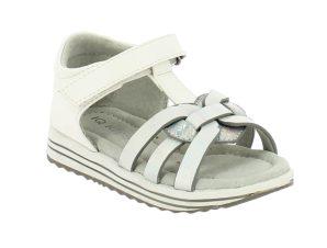 IQKIDS LOTUS-150 Λευκό Πέδιλο Για Κορίτσια Με Μαλακό Πάτο – Λευκό – IQKIDS LOTUS-150 WHITE-white-22/4/5/71