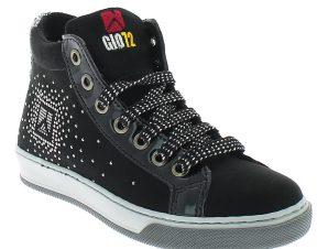 GIO72 Κοριτσίστικο Μποτάκι GG6042F6I.A 31-38 Μαύρο – Μαύρο – GG6042F6I.A GREY -grey-31/4/1/63