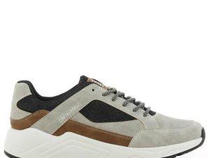 SPROX Sneaker 40-45 – Γκρι – SX501803/10/2/7/79