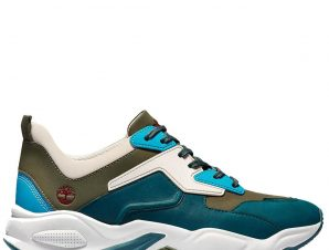 TIMBERLAND DELPHIVILLE Sneaker 36-41 – ΠΡΑΣΙΝΟ ΣΚΟΥΡΟ – TBA249V/09/2/244/81