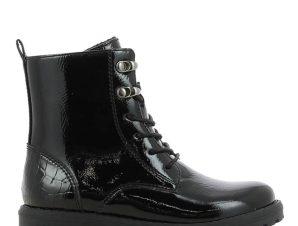 SPROX Μποτάκι Martens 28-39 – Μαύρο – SX509431/02/2/1/60