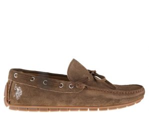 US POLO CARSON Loafer 41-46 – Καφέ – US8130S0S1/14/2/6/80