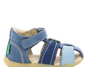 KICKERS BIGBAZAR Παπουτσοπέδιλο 19-26 – Μπλε – KC785420/09/2/10/89