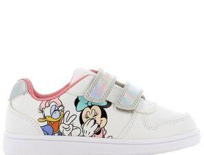 MINNIE MOUSE Sneaker 24-32 – Λευκό – MN007950/01/2/5/73