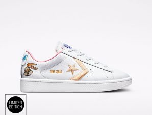 """Converse x Space Jam: A New Legacy """"Lola"""" Pro Leather Younger Kid's (9000088834_20682)"""