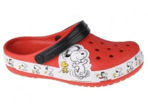 Crocs Fun Lab Snoopy Woodstock K Clog 206176-8C1