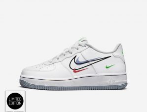Nike Air Force 1 Παιδικά Παπούτσια (9000078129_17605)