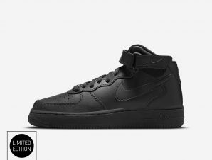 Nike Air Force 1 Mid LE Παιδικά Παπούτσια (9000079986_1597)