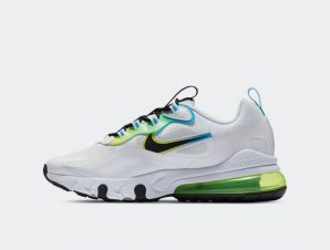 Nike Air Max 270 React GS Παιδικά Παπούτσια (9000056745_46166)