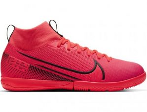 Nike Mercurial Superfly 7 Academy IC JR AT8135-606 ποδοσφαιρικά παπούτσια εσωτερικού χώρου