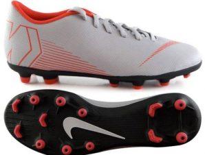 Nike Mercurial Vapor 12 Club ποδοσφαιρικά παπούτσια GS MG Jr AH7350-060