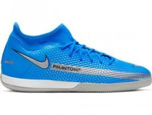 Nike Phantom GT Academy DF IC Jr CW6693 400 παπούτσι ποδοσφαίρου