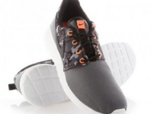 Nike Roshe One Print Jr 677782-004 shoe