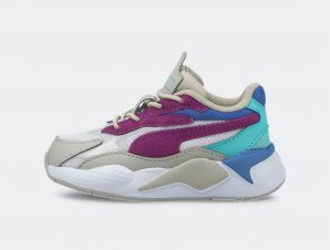 Puma Rs-X³ Neon Flame Βρεφικά Παπούτσια (9000072492_51282)
