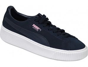 Puma Suede Platform JR 363663-03 shoes