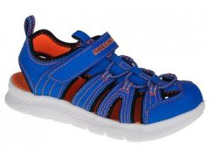 Skechers C-Flex Sandal 2.0 Heat Blast 400041L-BLBK