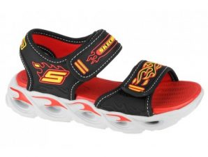 Skechers Thermo Splash-Heat-Flo 400109L-BKRD