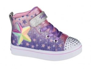 Skechers Twi-Lites Lil Starry Gem 314400N-LVMT