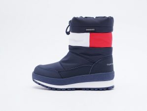 Tommy Jeans Snow Boot Blue/Red/White (9000090207_10803)