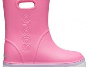 Wellingtons Crocs Crocband Rain Boot Jr 205827 6QM